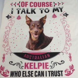 Kelpie Trust T-Shirt