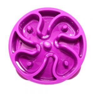Fun Feeder Mini Purple by Outward Hound